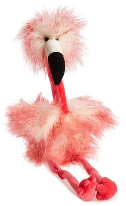 Jellycat Mad Pet Flamingo Stuffed Animal
