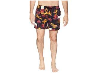 Wesc Zack Hawaii Swimshorts Men's Swimwear