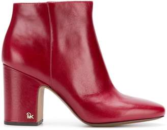 MICHAEL Michael Kors Elaine ankle boots