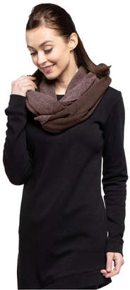 Yala Portland Recycled Plastic Water Bottles and Organic Cotton Fleece Scarf