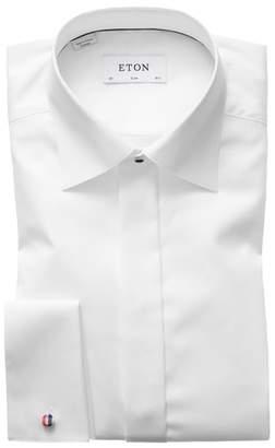 Eton Slim Fit Solid Tuxedo Shirt