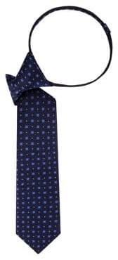 Lord & Taylor Boy's Florette Neat Silk Tie