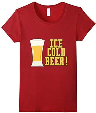 Ice Cold Beer T-Shirt