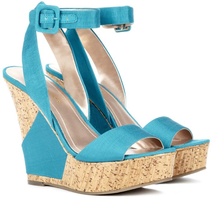 Sole Society Holly wedge sandal