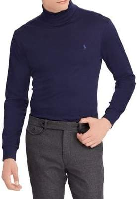 Polo Ralph Lauren Turtleneck Cotton Sweater