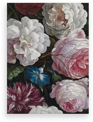 The Print Emporium Romantic Floral Canvas Art, 45x60cm