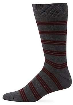 Saks Fifth Avenue Striped Socks