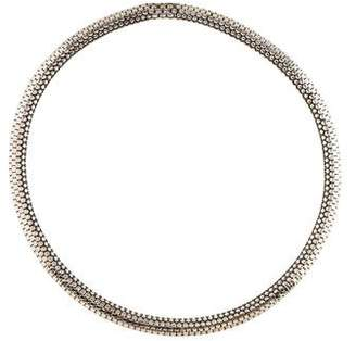 John Hardy Dot Collar Necklace