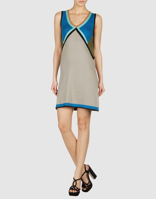 KAMI ORGANIC Short dress