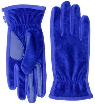 Isotoner SmarTouch Teddy Fleece Gloves