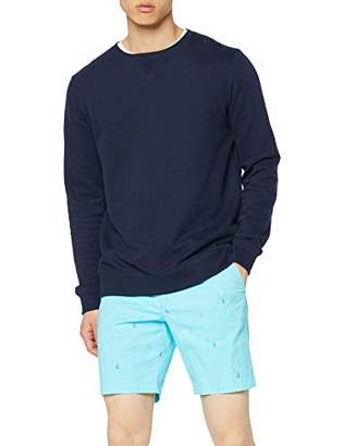 cee436a908 at Amazon.co.uk · Izod Men's Saltwater BEACHTOWN Boat Short (Blue Radiance  ...