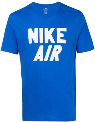 Nike air print T-shirt
