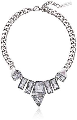 Vince Camuto Frontal Link Necklace