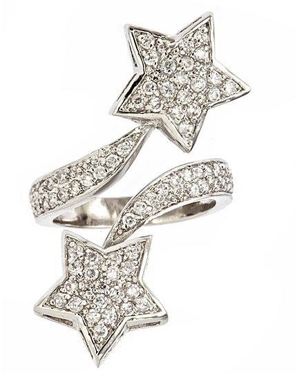 Blu Bijoux Star Ring
