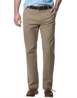 Rodd & Gunn Gladstone Classic Pant Long Leg Thistle
