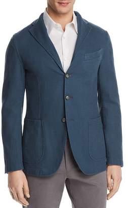 Eidos Washed Regular Fit Sport Coat