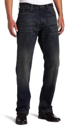 Nautica Jeans Men's Relaxed Cross Hatch Jean