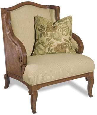 Hooker Furniture Windward Dart Honey Club Chair