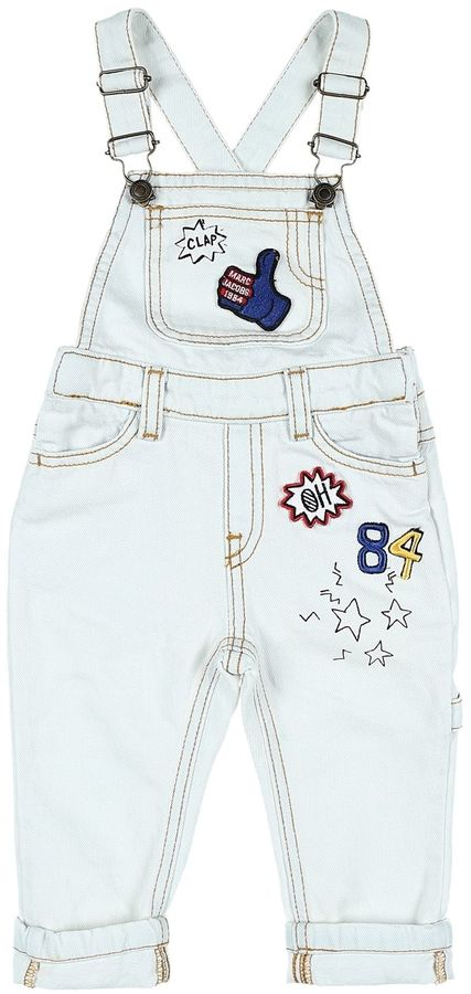 Little Marc Jacobs LITTLE MARC JACOBS Baby overalls