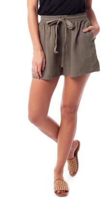 rhythm Amalfi Linen Shorts
