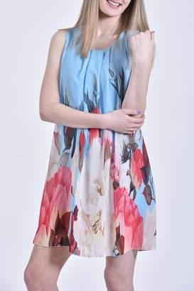 Catwalk Italian Floral Dress
