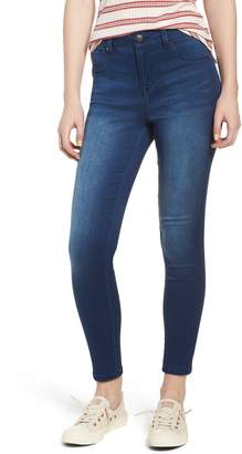 1822 Denim Butter High Waist Skinny Ankle Jeans