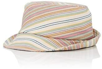 Jennifer Ouellette Women's Striped Bucket Hat