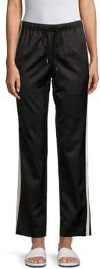 Robert Rodriguez Side-Striped Drawstring Pants