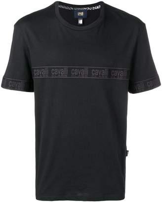 Class Roberto Cavalli logo band T-shirt