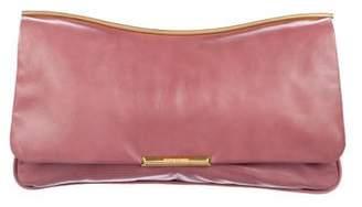 Miu Miu Oversize Leather Clutch