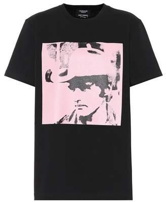 Calvin Klein Dennis Hopper printed cotton T-shirt