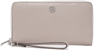 Tory Burch Parker Zip Continental Wallet $195 thestylecure.com