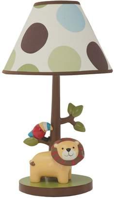 Lambs & Ivy Treetop Buddies Table Lamp
