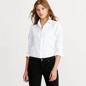 Ralph Lauren Cotton Poplin Shirt $69.50 thestylecure.com
