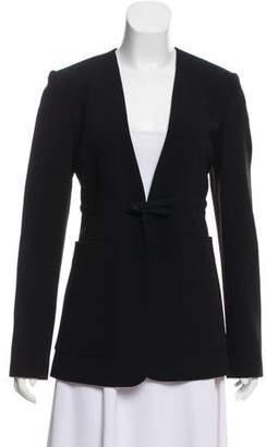 Alexander Wang Semi-Structured V-Neck Blazer