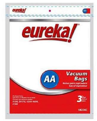 Eureka Genuine AA & WhirlWind Vacuum Bag - 3 pack (58236C)