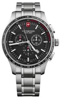 Victorinox Alliance Sport Chronograph Stainless Steel Bracelet Watch