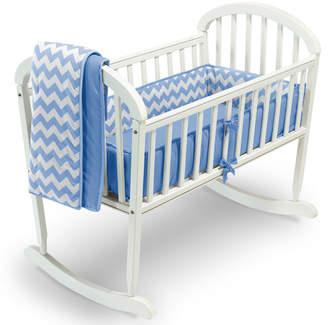 Harriet Bee Clint 3 Piece Cradle Bedding Set