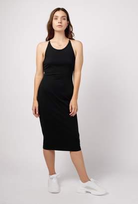 Alexander Wang High Twist Midi Dress