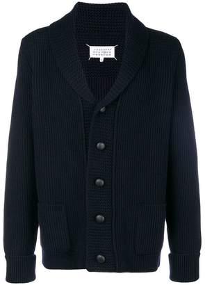 Maison Margiela long-sleeve knitted cardigan