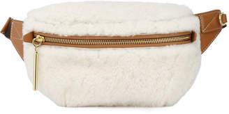 3.1 Phillip Lim Shearling Slim Bum Belt Bag
