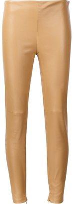 Ralph Lauren 'Eleanora' skinny stretch trousers $2,933 thestylecure.com