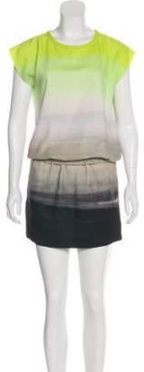 Diane von Furstenberg Tara Mini Dress