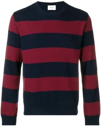 Dondup horizontal stripes jumper