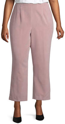Alfred Dunner Home For The Holidays Classic Corduroy Pant - Plus