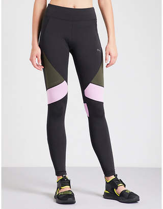 Puma Run skinny stretch-jersey leggings