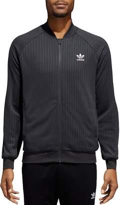 adidas Warped Stripes Reversible Track Jacket