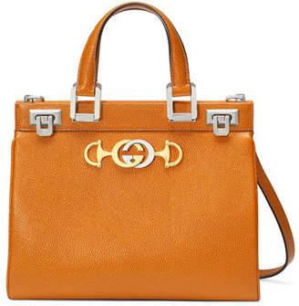 Gucci Zumi Small Grain Top-Handle Bag
