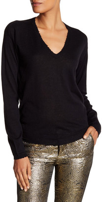 Zadig & Voltaire Apple Cashmere Sweater $370 thestylecure.com