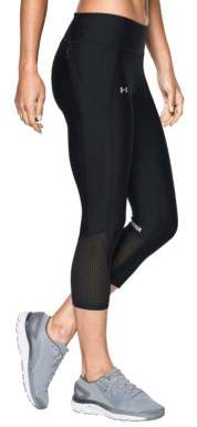 Under Armour Fly-By Ultra-Tight Capri Leggings